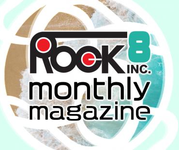 ROCK Monthly Magazine 8月号