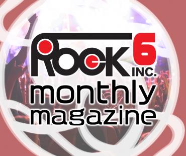ROCK Monthly Magazine 6月号