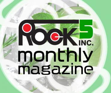 ROCK Monthly Magazine 5月号