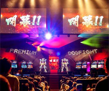 ゲームメーカー アーケードゲーム全国大会